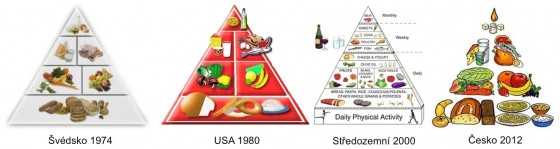 Výživové pyramidy