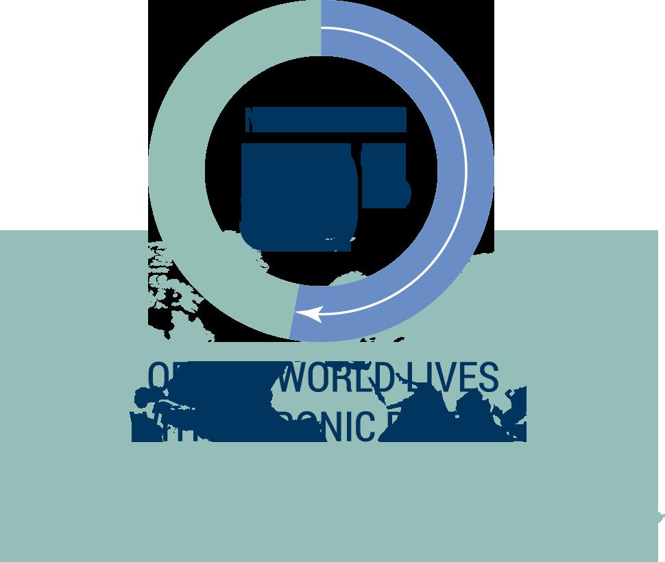 Webové stránky s chronickým onemocněním